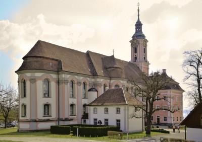 Kirche in Birnau
